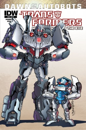 Transformers News: IDW Transformers May 2014 Solicitations: Dawn of the Autobots [SPOILERS?]