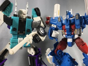 In-Hand Images of Takara Tomy Transformers Legends LG50 Sixshot, LG51 Doublecross, LG52 Misfire