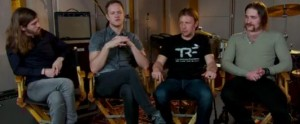Transformers News: TRANSFORMERS: AGE OF EXTINCTION -- Official Imagine Dragons Announcement (HD)