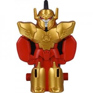 New Images of Takara Tomy Transformers Adventure Starscream, Sideswipe, Ratchet, and Bisk