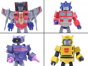 Minimates are Still a Thing and now Feature Transformers Characters