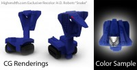 "HeadRobots: New COBRA exclusive recolor announced ""Snake"""