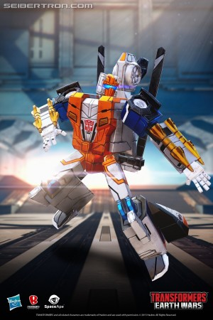 Transformers News: Character Bios - Transformers: Earth Wars - Alpha Bravo