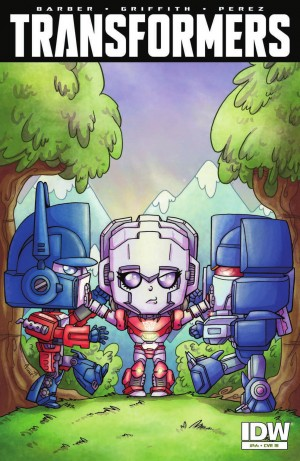 IDW The Transformers #44 Review