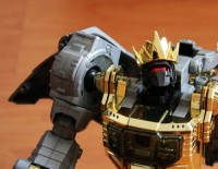 Transformers News: New Images of iGear TF003 MP Grimlock Upgrades
