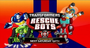 Season 3 Finale of Transformers Rescue Bots Airs Tomorrow June 13