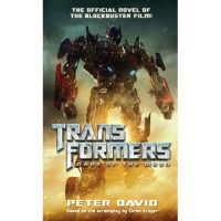 Reminder: Transformers DOTM Novelization Now Available