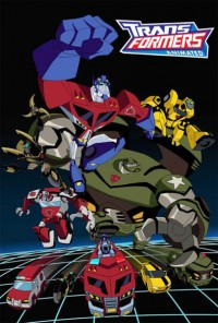 Transformers News: New Info on Transformers Animated's Japanese Broadcast