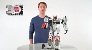 Transformers News: Official Hasbro Transformers product videos