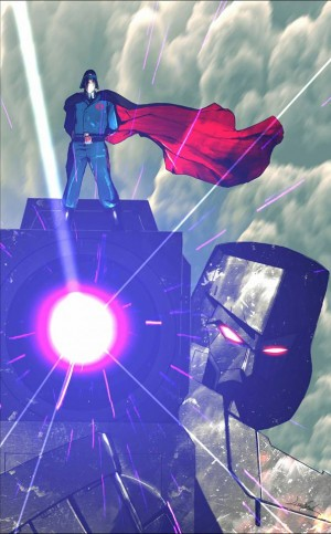 Review of IDW Transformers: Revolution #1 (One-Shot)