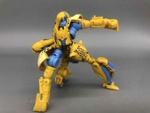 New Image of Transformers Kingdom Cheetor