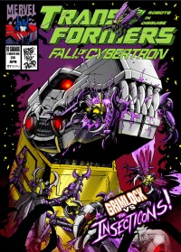 Transformers News: Matt Frank Art will be Available in Artist Alley at Botcon 2012