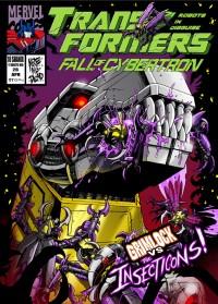 Transformers News: Matt Frank Art will be Available in Artist Alley at Botcon 2012