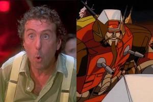 Top 5 Best Guest Celebrity voice actors in Transformers History