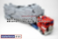Transformers News: Updated: New Xovergen Product - TrailerForce TF-01