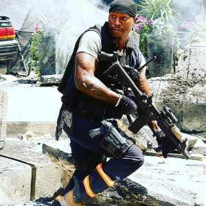 Transformers News: Transformers: The Last Knight: Tyrese Gibson Confirmed to Reprise Epps Role