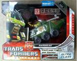 Transformers News: Combat Biography of Walmart Exclusive Transformers Universe Hardhead