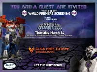 Transformers News: Transformers Prime Executive Producer Jeff Kline Interview and Beast Hunters World Premiere Screening