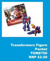 Transformers News: Transformers Prime Arms Micron Capsule Toys to Receive a UK Blind Pack Release?