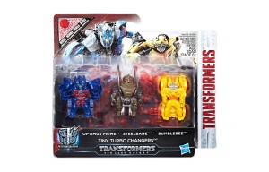 Transformers News: Transformers: Reveal the Shield Tiny Turbo Changers available at Target.com