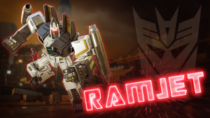 Transformers News: Ramjet Flies Into Transformers: Forged to Fight plus Q&A, demo video, and more!