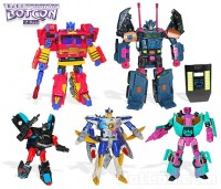 Transformers News: BotCon 2010 Box Set Artwork revealed!