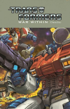 IDW Transformers: War Within Omnibus Reprint Full Preview