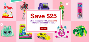 Steal of a Deal: Target Offering Numerous Ways to Save on Transformers, Buy One Get One at Meijer