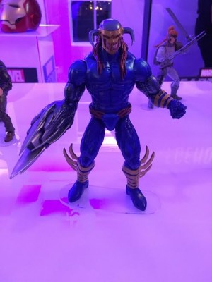 Transformers News: NYCC Marvel Legends Reveals on Hasbro Preview Night: Death's Head II