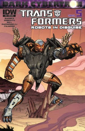 Transformers News: IDW Transformers: Robots in Disguise #24 (DC5) Review