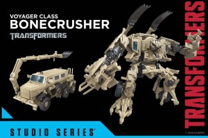 Official Images of Transformers Studio Series Voyager Class Optimus Prime, Bonecrusher and Leader Class Jetfire