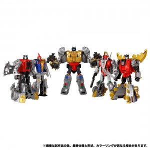 Takara Reveals their $200 Version of Volcanicus with Cartoon Accurate Decos