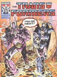 Transformers Classics UK Volume 4 Pre-Order
