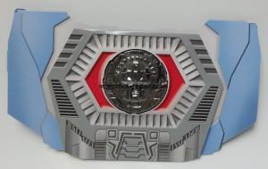 Transformers Unite Warriors Grand Galvatron Collectors Coin