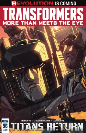 IDW More Than Meets The Eye #56 Full Preview