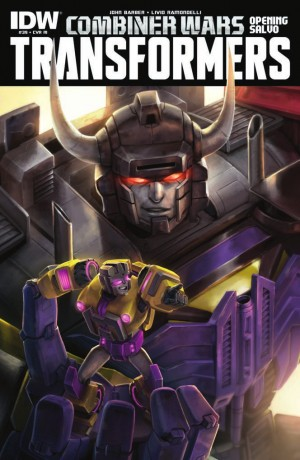 Transformers News: IDW The Transformers #39 Combiner Wars: Opening Salvo Review