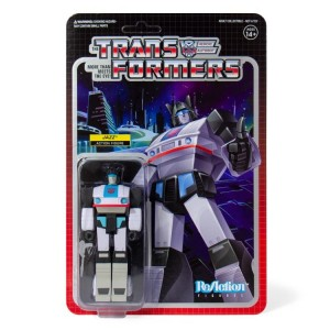 Video Review Provides In Hand Look at Super7 ReAction Transformers Figures
