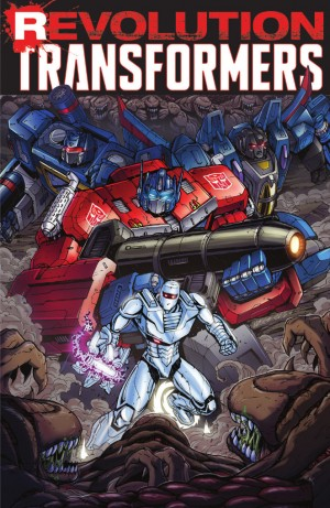 Full Preview of IDW Revolution: Transformers TPB, Including Holiday Special 2015