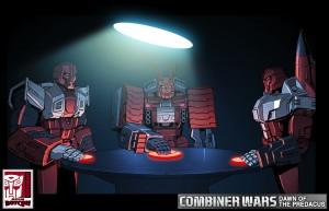 Transformers News: Seibertron.com Interviews John-Paul Bove, Writer of FunPub / IDW's 'Dawn Of The Predacus'