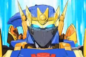 Transformers News: Transformers Go! Swordbot Samurai and Swordbot Shinobi Opening Sequences