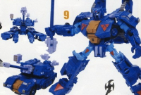 Transformers News: New Hyper Hobby Scans from January 2011 Issue