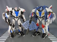 Transformers News: In-Hand Images: Takara Tomy Transformers Go! G06 Hunter Smokescreen