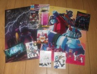 Transformers News: Full Auto Assembly 2012 Goodie Bag Contents Revealed