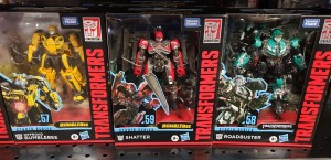 Transformers News: Studio Series Wave 9 Deluxes and Earthrise Battle Masters Wave 1 Found at U.S. Retail