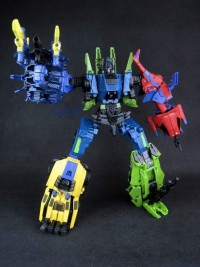 Transformers News: Transformers Generations: Fall of Cybertron Wave 2  Combaticons In-Hand Images