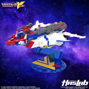 Colour Renders of HasLab Transformers Victory Saber