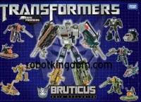 Transformers News: ROBOTKINGDOM .COM Newsletter #1207