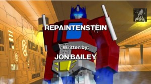 Transformers News: Happy Halloween Transformers fan-made cartoon by BlastarcInc and jON3.0