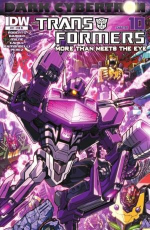 Transformers News: IDW Transformers: More than Meets the Eye #27 (DC 10) Review