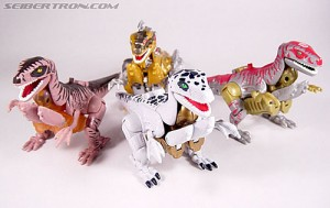 Listing for New Amazon Exclusive Battle Across Time Collection Featuring BW Grimlock and Mirage